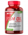 MET-Rx Fish Oil With Vitamin D, 90 кап