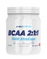 All Nutrition BCAA 2: 1: 1 1000 Xtra Caps, 180 кап