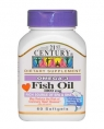 21st Century Fish Oil 1000 mg, 90 кап