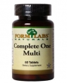 Form Labs Naturals Complete One Multi, 60 таб