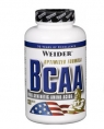 Weider All Free Form BCAA, 260 таб