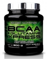Scitec Nutrition BCAA + Glutamine Xpress, 600 гр