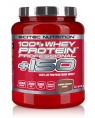Scitec Nutrition 100% Whey Protein Professional + ISO, 2280 гр