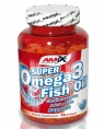Amix Nutrition Super Omega 3 Fish Oil, 90 кап
