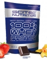 Scitec Nutrition 100% Whey Protein,500 гр